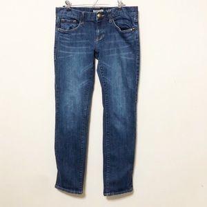 CAbi Brando Relaxed Boyfriend Distressed Jeans